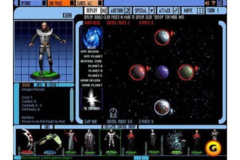 Star Trek CONQUEST ONLINE Vintage Rare PC Game NEW BOX ...