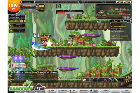 Top 10 Best 2D MMOs / 2D MMORPGs | MMOHuts