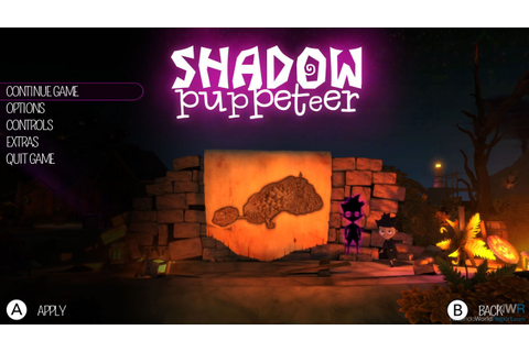 Shadow Puppeteer - Game - Nintendo World Report