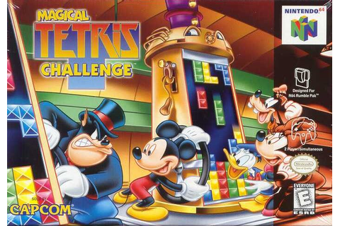 Magical Tetris Challenge (Europe) ROM