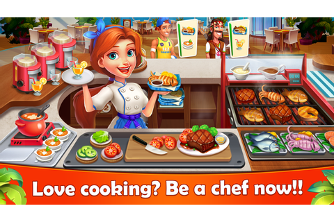Cooking Joy - Super Cooking Games, Best Cook! - Android ...