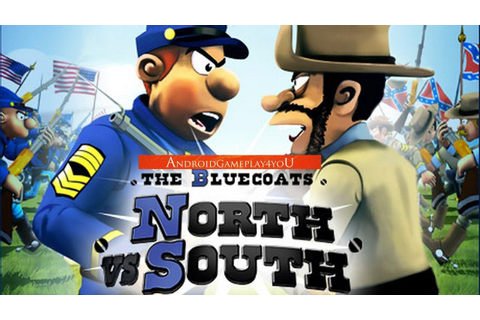 North vs South Android HD Gameplay [Game For Kids] - YouTube