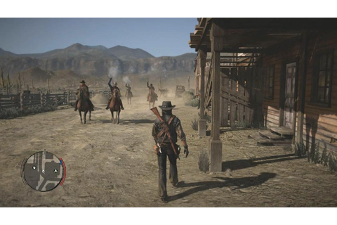 Console Gaming: Red Dead Redemption Game Review