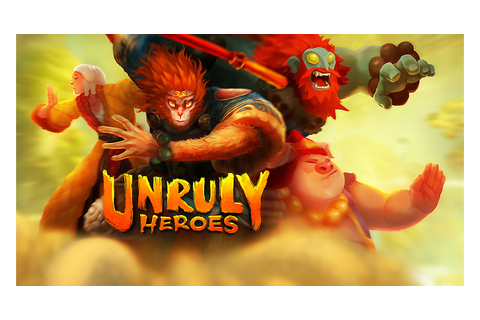 Unruly Heroes Game | PS4 - PlayStation