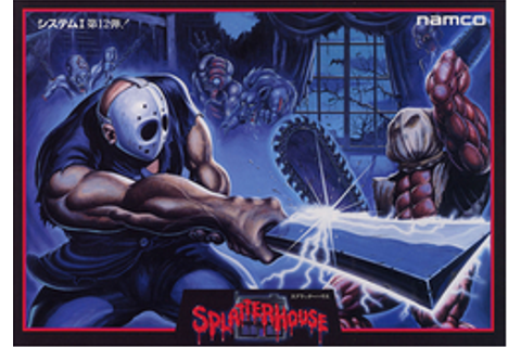 Splatterhouse - Wikipedia