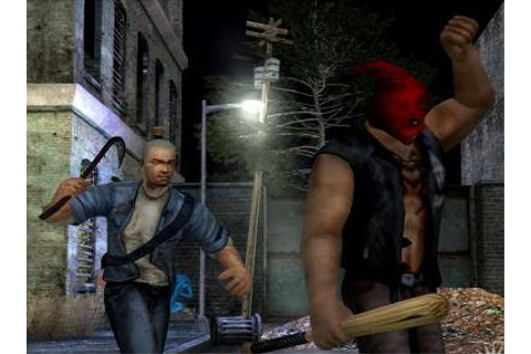 Manhunt 1 Game - Free Download Full Version For Pc