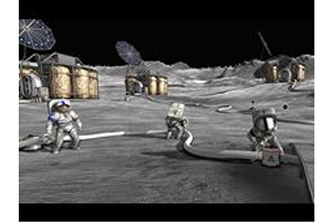 NASA - Moonbase Alpha Game