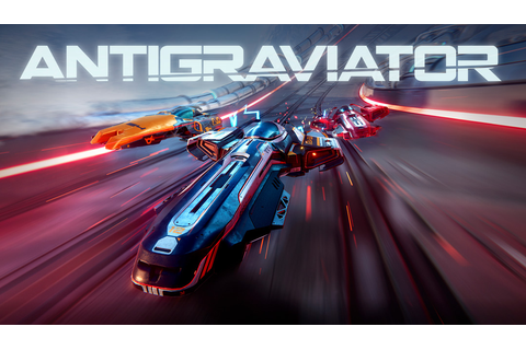 High-Speed Anti-Gravity Racing Game Antigraviator ...
