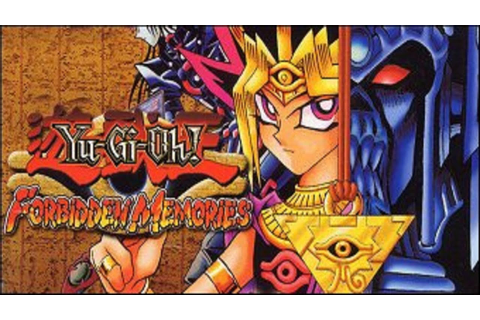 AO VIVO Yu-Gi-Oh! Forbidden Memories PS1 #1 - YouTube