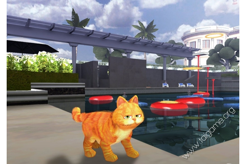 Garfield 2: A Tail Of Two Kitties - Tai game | Download ...