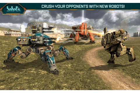 Walking War Robots For PC Download Free - GamesCatalyst