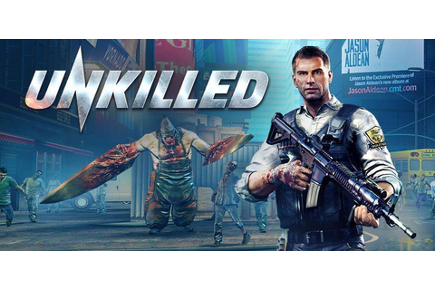 UNKILLED MOD APK 2.0.2 Zombie FPS Shooter - AndroPalace