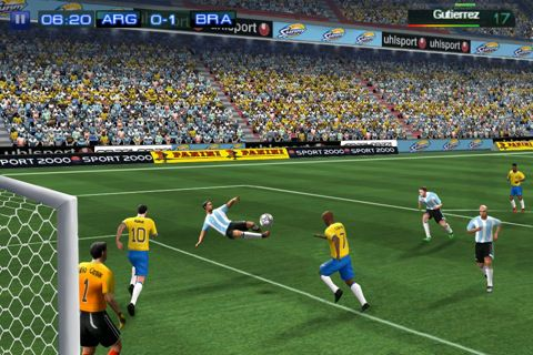 World's Popular Football Game for Mobile app for your ...