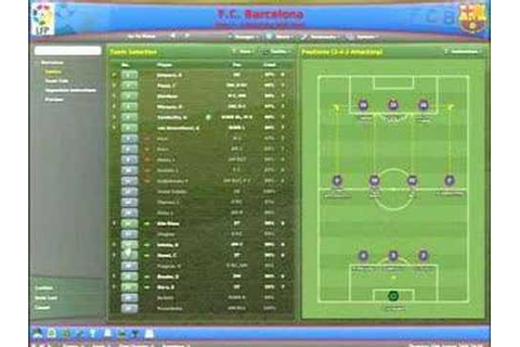 Football Manager 2007 - 3. In-Game Tactics - YouTube