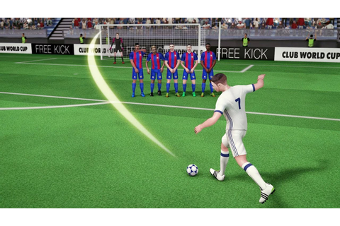 FREE KICK CLUB WORLD CUP 17 (by Best Sport Games) Android ...