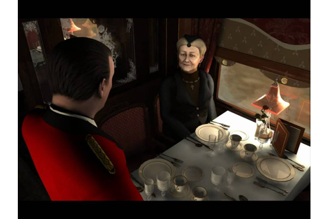 Murder on the Orient Express Game Cutscenes: Departing and ...