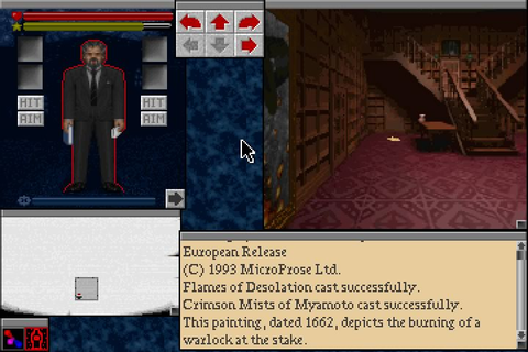 Download The Legacy: Realm of Terror rpg for DOS (1993 ...
