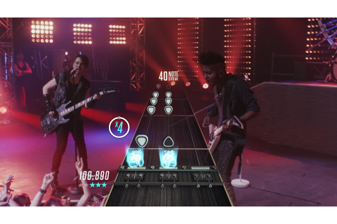 Rock Band 4 vs. Guitar Hero Live | USgamer