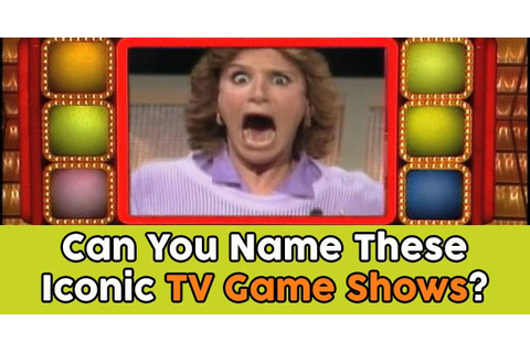 Can You Name These Iconic TV Game Shows? | QuizDoo