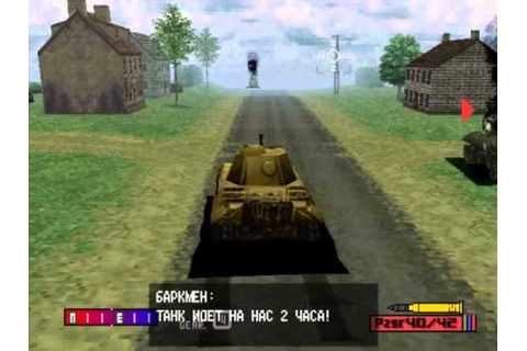 Panzer Front PS1 - Barkman's Corner - YouTube