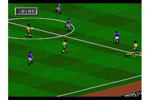 FIFA Soccer 95 Screenshots | GameFabrique