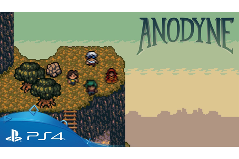 Anodyne | Gameplay Trailer | PS4 - YouTube