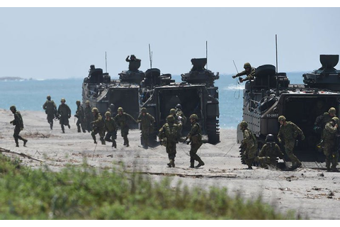Japan military joins historic Philippine war games | Free ...