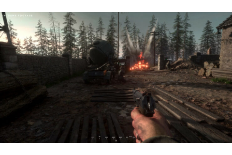 Realistic World War II FPS Hell Let Loose to Launch Next ...