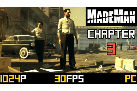 Made Man - Chapter 3 - A Little More Business (North ...