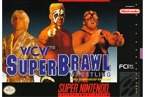 WCW SuperBrawl Wrestling - Wikipedia