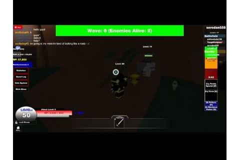Roblox:Pwned 2:Emperor's Saga Gameplay - YouTube