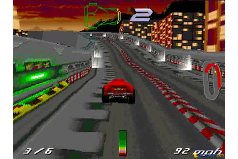 Track Attack (1996) - PC Game