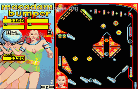 Macadam Bumper - Atari ST - Games Database