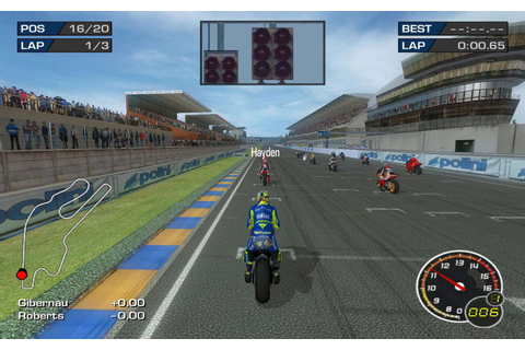 Moto GP 3 - Highly Compressed - PC Game Low Spec Free Download