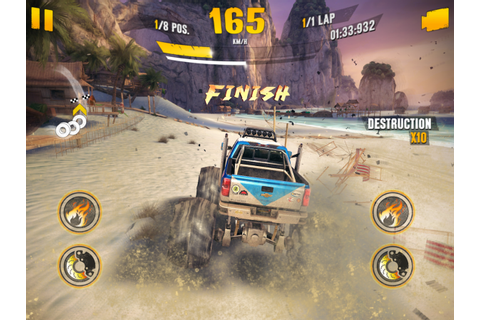 Asphalt Xtreme review | 148Apps