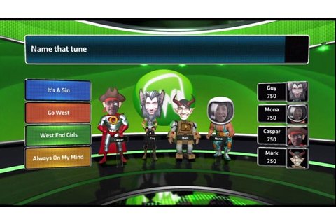 Review / Buzz: The Ultimate Music Quiz (PS3) - That ...