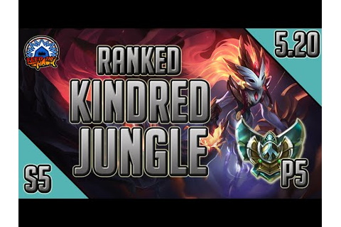 ... of Legends - Shadowfire Kindred Jungle - Ranked Full Game Commentary