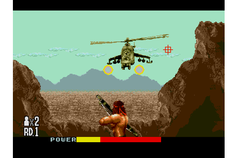 Rambo III Download Game | GameFabrique