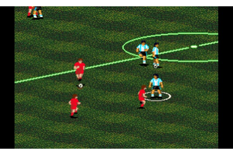 Play Pele's World Tournament Soccer • Sega Genesis GamePhD