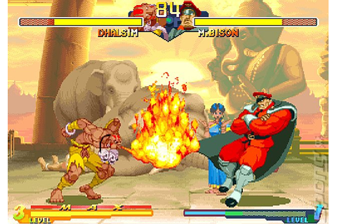 Screens: Street Fighter Alpha Anthology - PS2 (60 of 80)