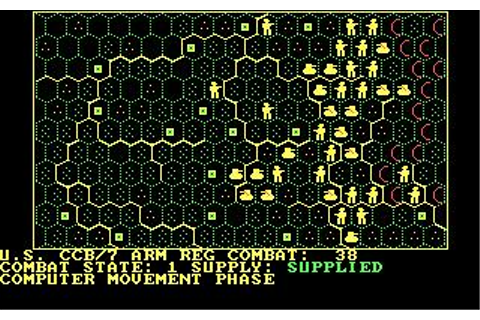 Tigers in the Snow Download (1982 Strategy Game)