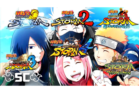 The Pros & Cons For Every NARUTO STORM Game! - YouTube