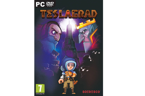 Teslagrad - PC Game | Getitnow.gr