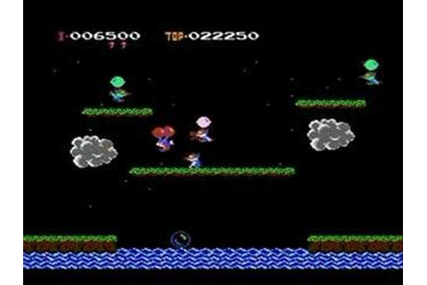 Balloon Fight (NES) - YouTube