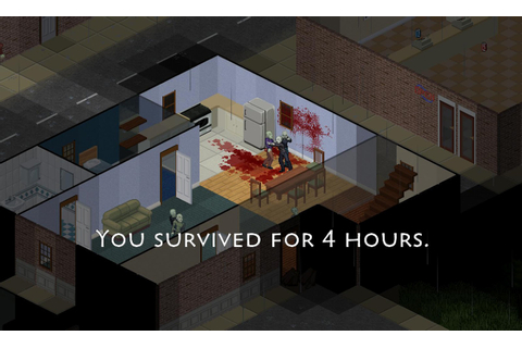 Kodabar DayZ blog: Free Game Friday: Project Zomboid and ...