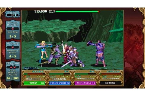 Dungeons & Dragons: Chronicles of Mystara Review ...