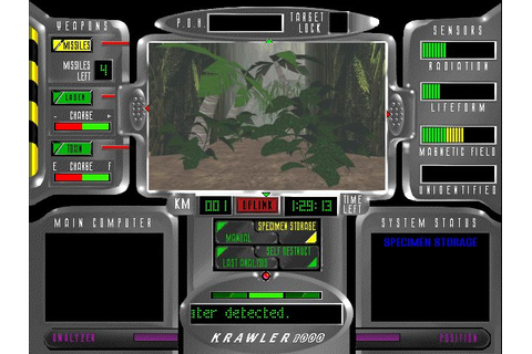 Maabus (1995) by Microforum Win3.1 game