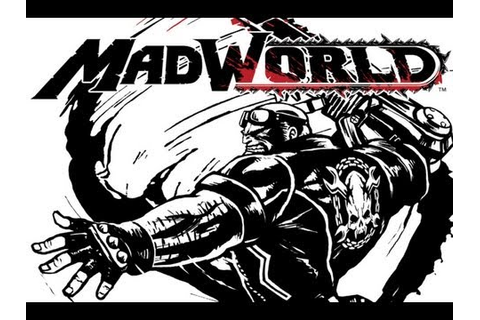 CGRundertow MADWORLD for Nintendo Wii Video Game Review ...
