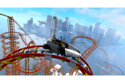 ScreamRide coming to Xbox from Roller Coaster Tycoon devs ...