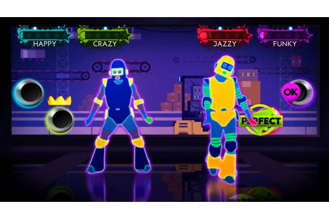 Just Dance 3 View preview DaFunk HD video game trailer ...